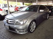 2013 Mercedes-Benz C250 BlueEFFICIENCY W204 (ปี 08-14) 1.8 AT Coupe