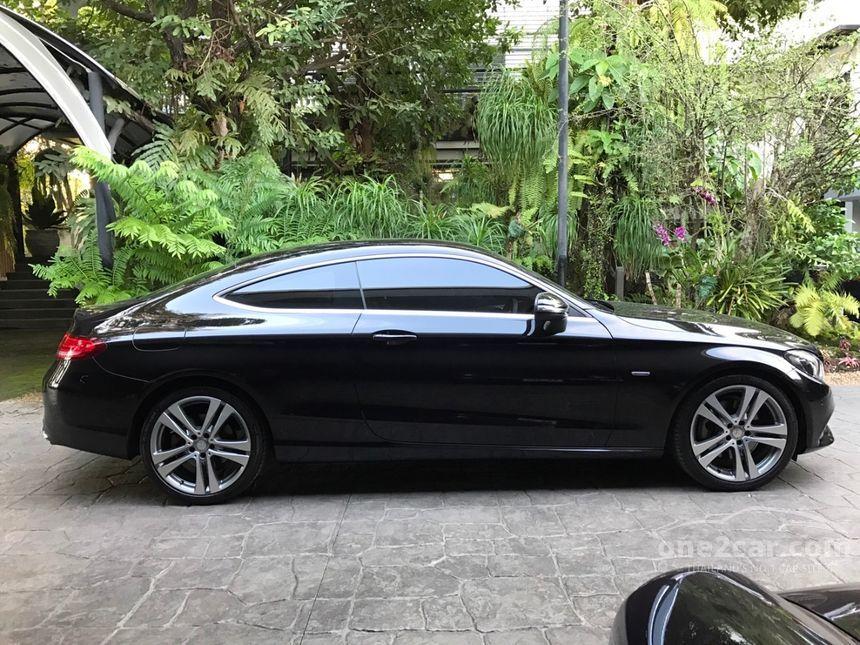 2016 Mercedes-Benz C250 Edition 1 Coupe