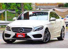 2014 Mercedes-Benz C250 W205 (ปี 14-19) 1.6 AT Sedan