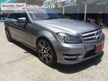 2014 Mercedes-Benz C250 W204 (ปี 08-14) 1.8 AT Sedan