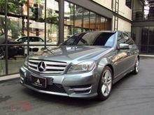 2012 Mercedes-Benz C250 W204 (ปี 08-14) 1.8 AT Sedan