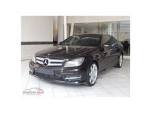 2015 Mercedes-Benz C250 BlueEFFICIENCY W204 (ปี 08-14) Sport 1.8 AT Coupe
