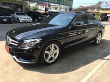 2015 Mercedes-Benz C300 W205 (ปี 14-19) Blue TEC HYBRID 2.1 AT Sedan