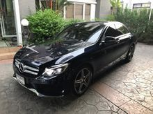 2014 Mercedes-Benz C300 W205 (ปี 14-19) Blue TEC HYBRID 2.1 AT Sedan
