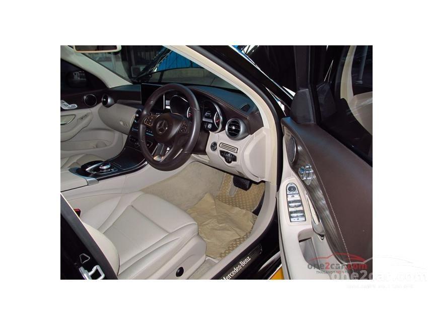 2016 Mercedes-Benz C300 Blue TEC HYBRID Sedan
