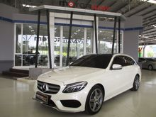 2016 Mercedes-Benz C300 W205 (ปี 14-19) Blue TEC HYBRID 2.1 AT Wagon
