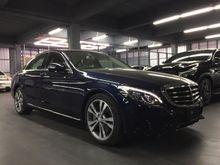 2016 Mercedes-Benz C350 W205 (ปี 14-19) e 2.0 AT Sedan
