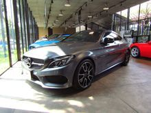 2016 Mercedes-Benz C43 AMG 3.0 AT Coupe
