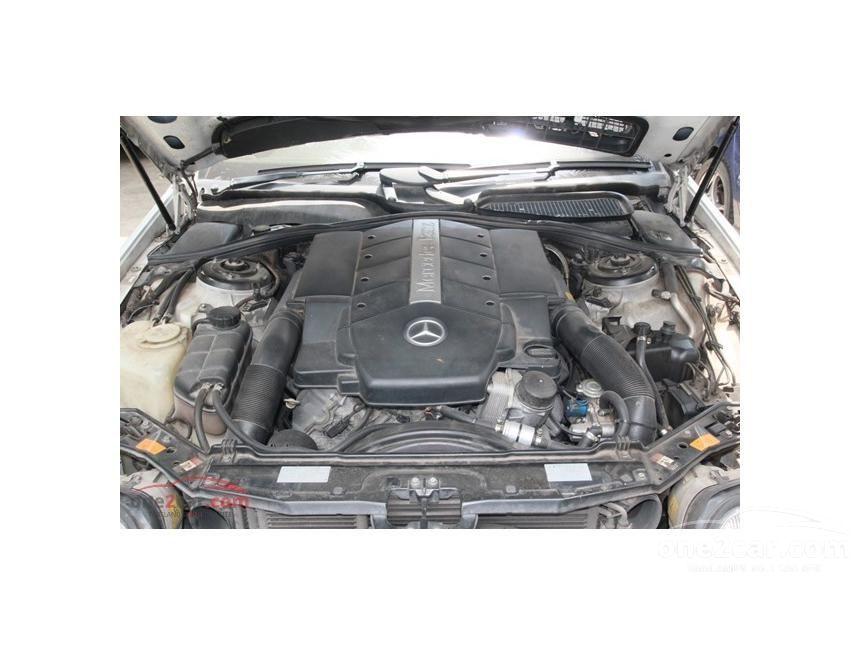 2011 Mercedes-Benz CL500 Coupe