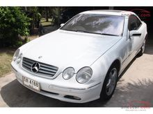 2011 Mercedes-Benz CL500 W216 (ปี 07-14) 4.7 AT Coupe