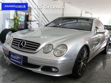 2001 Mercedes-Benz CL500 W215 (ปี 99-06) 5.0 AT Coupe