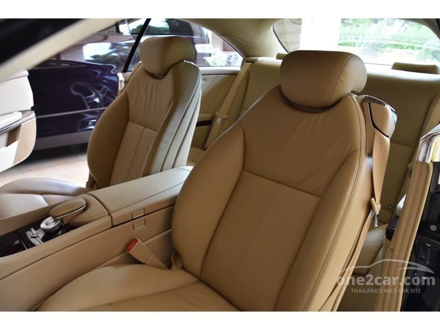 2010 Mercedes-Benz CL500 Coupe