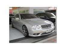 2002 Mercedes-Benz CL500 W215 (ปี 99-06) 5.0 AT Coupe