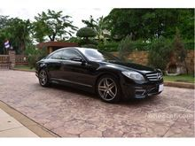 2010 Mercedes-Benz CL500 W216 (ปี 07-14) 5.5 AT Coupe