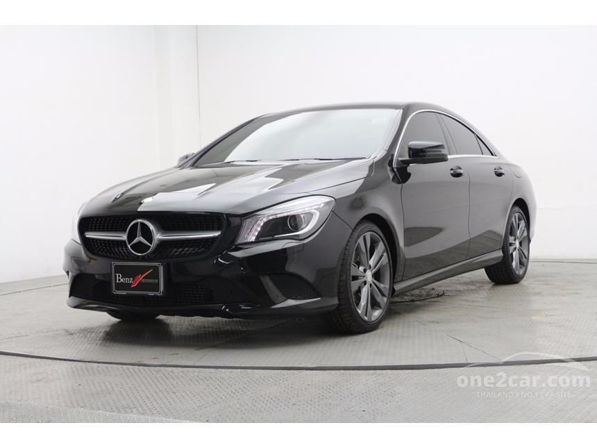 2014 Mercedes-Benz CLA180 Urban Coupe