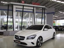 2017 Mercedes-Benz CLA200 Urban 1.6 AT Sedan
