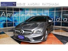 2015 Mercedes-Benz CLA250 AMG W117 (ปี 14-18) Dynamic 2.0 AT Coupe