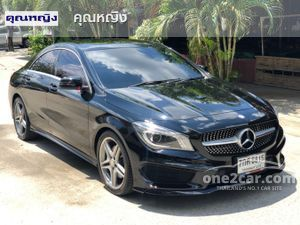 2015 Mercedes-Benz CLA250 AMG 2.0 W117 (ปี 14-18) Dynamic Coupe AT