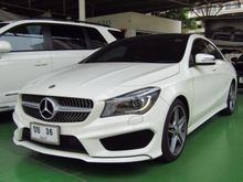 2013 Mercedes-Benz CLA250 AMG W117 (ปี 14-18) Sport 2.0 AT Coupe