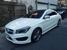 2016 Mercedes-Benz CLA250 AMG W117 (ปี 14-18) Sport 2.0 AT Coupe