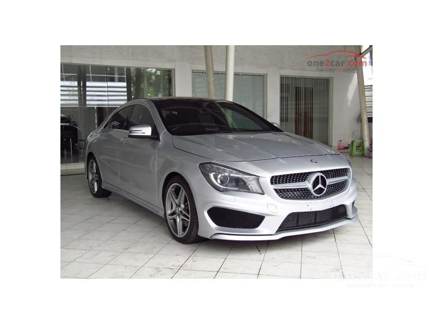 2015 Mercedes-Benz CLA250 AMG Sport Coupe