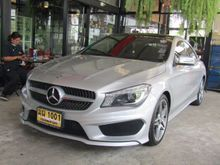 2014 Mercedes-Benz CLA250 AMG W117 (ปี 14-18) Sport 2.0 AT Coupe
