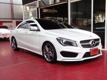 2015 Mercedes-Benz CLA250 AMG W117 (ปี 14-18) Sport 2.0 AT Coupe