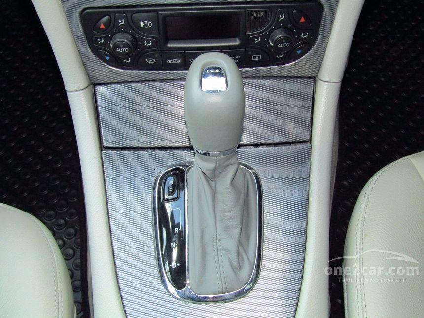 2007 Mercedes-Benz CLK200 Kompressor Avantgarde Coupe