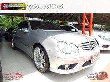 2003 Mercedes-Benz CLK200 Kompressor W209 (ปี 02-09) Avantgarde 1.8 AT Coupe