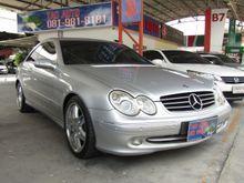 2004 Mercedes-Benz CLK200 Kompressor W209 (ปี 02-09) Avantgarde 1.8 AT Coupe