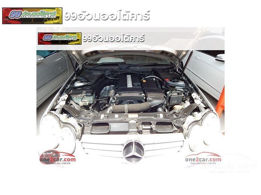 2003 Mercedes-Benz CLK200 Kompressor Elegance Coupe