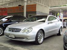 2004 Mercedes-Benz CLK200 Kompressor W209 (ปี 02-09) Elegance 1.8 AT Coupe