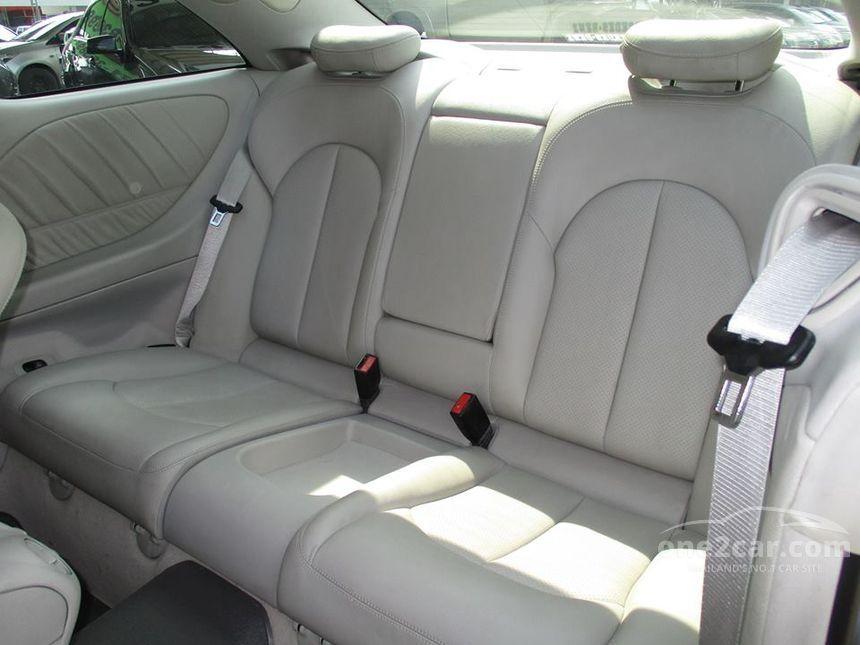 2004 Mercedes-Benz CLK200 Kompressor Elegance Coupe