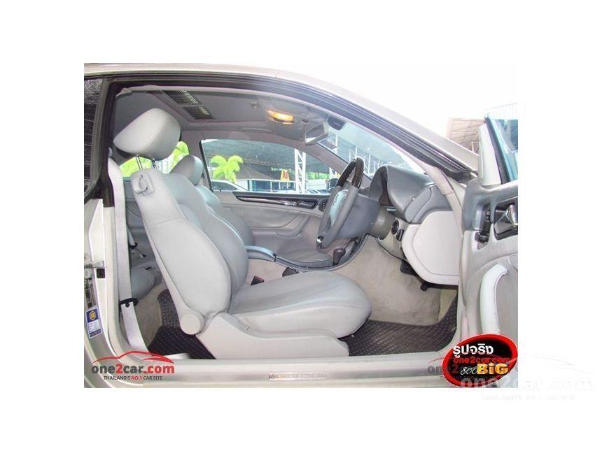 2000 Mercedes-Benz CLK230 Kompressor Coupe