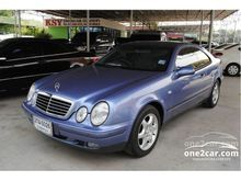 2000 Mercedes-Benz CLK230 Kompressor W208 (ปี 97-03) 2.3 AT Coupe