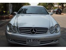 2003 Mercedes-Benz CLK240 W209 (ปี 02-09) Avantgarde 2.6 AT Coupe