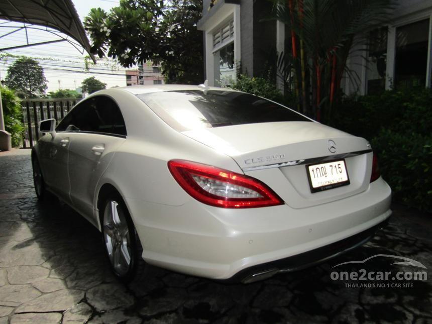 2012 Mercedes-Benz CLS 350 CDI Sedan