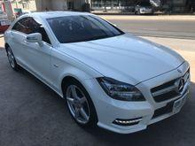 2011 Mercedes-Benz CLS 350 CDI BlueEFFICIENCY W218 (ปี 11-16) 3.0 AT Sedan