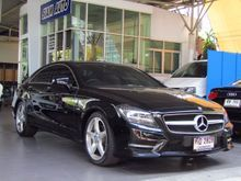 2011 Mercedes-Benz CLS 350 CDI BlueEFFICIENCY W218 (ปี 11-16) 3.0 AT Sedan