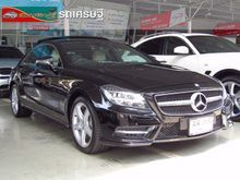 2012 Mercedes-Benz CLS 350 CDI BlueEFFICIENCY W218 (ปี 11-16) 3.0 AT Sedan