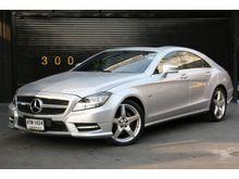 2011 Mercedes-Benz CLS 350 CDI W218 (ปี 11-16) 3.0 AT Sedan