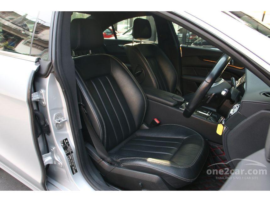 2011 Mercedes-Benz CLS 350 CDI Sedan