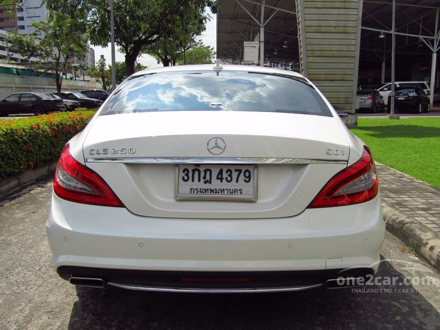 2014 Mercedes-Benz CLS250 CDI AMG Coupe