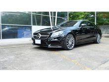 2015 Mercedes-Benz CLS250 CDI AMG W218 (ปี 11-16) 2.1 AT Coupe