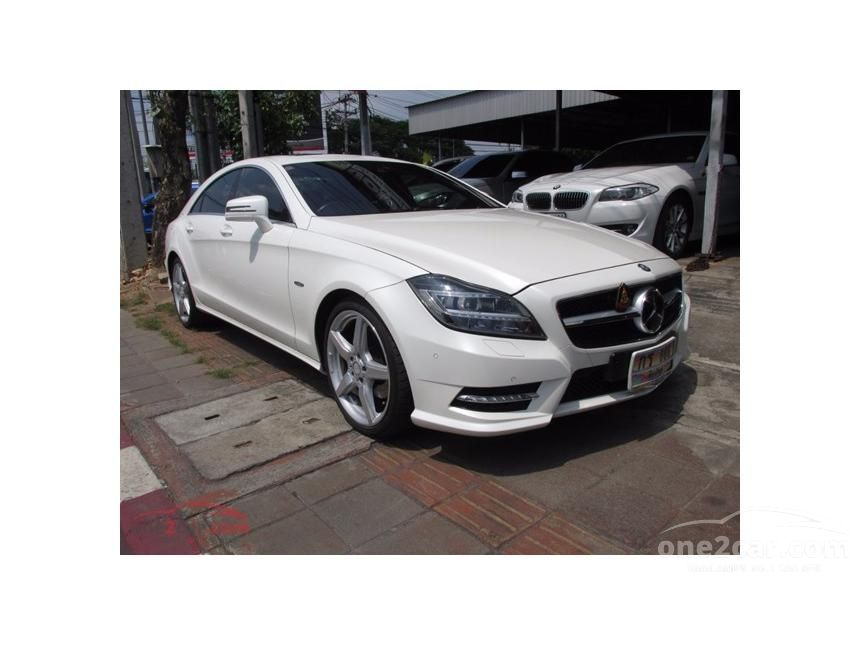 2012 Mercedes-Benz CLS250 CDI AMG Coupe