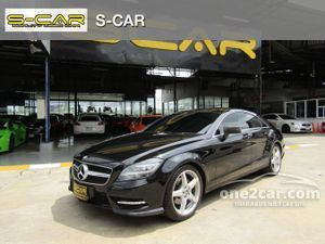 2013 Mercedes-Benz CLS250 CDI AMG 2.1 W218 (ปี 11-16) Coupe AT