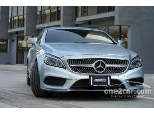 2014 Mercedes-Benz CLS250 CDI AMG 2.1 W218 (ปี 11-16) Coupe AT