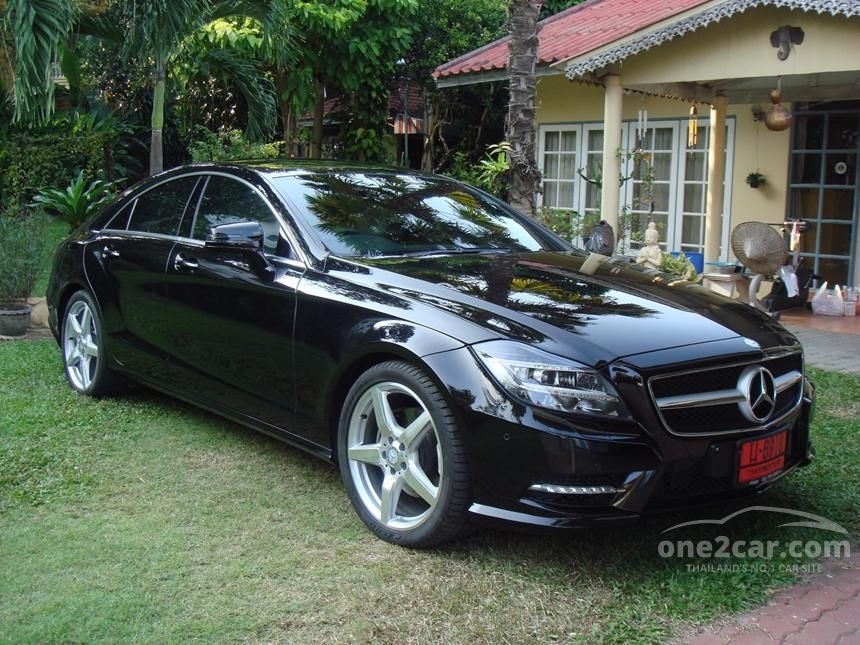 2013 Mercedes-Benz CLS250 CDI AMG Coupe