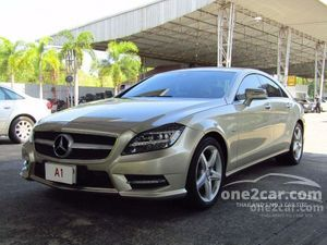 2012 Mercedes-Benz CLS250 CDI AMG 2.1 W218 (ปี 11-16) Coupe AT