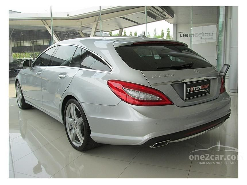 2014 Mercedes-Benz CLS250 CDI AMG Shooting Brake Wagon